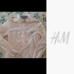 2/$15 size US 10-11y boy l.o.g.g. dress shirt